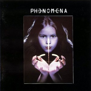 Phenomena : Phenomena. Album Cover