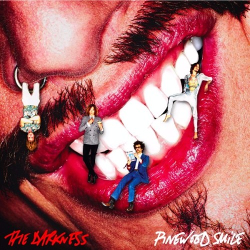 Darkness, The : Pinewood Smile. Album Cover