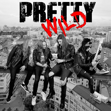 Pretty Wild : Pretty Wild . Album Cover