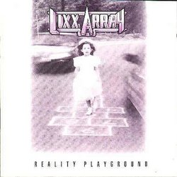 Lixx Array : Reality Playground. Album Cover