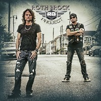 Roth Brock Project : Roth Brock. Album Cover