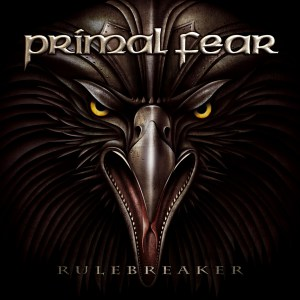 Primal Fear : Rulebreaker. Album Cover