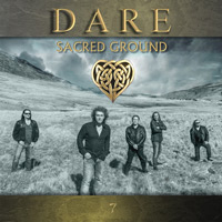 Dare : Sacred Ground . Album Cover
