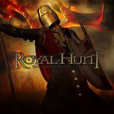Royal Hunt : Show Me How To Live. Album Cover