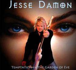 Damon, Jesse : Temptation in the Garden of Eve. Album Cover