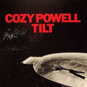 Powell, Cozy : Tilt. Album Cover