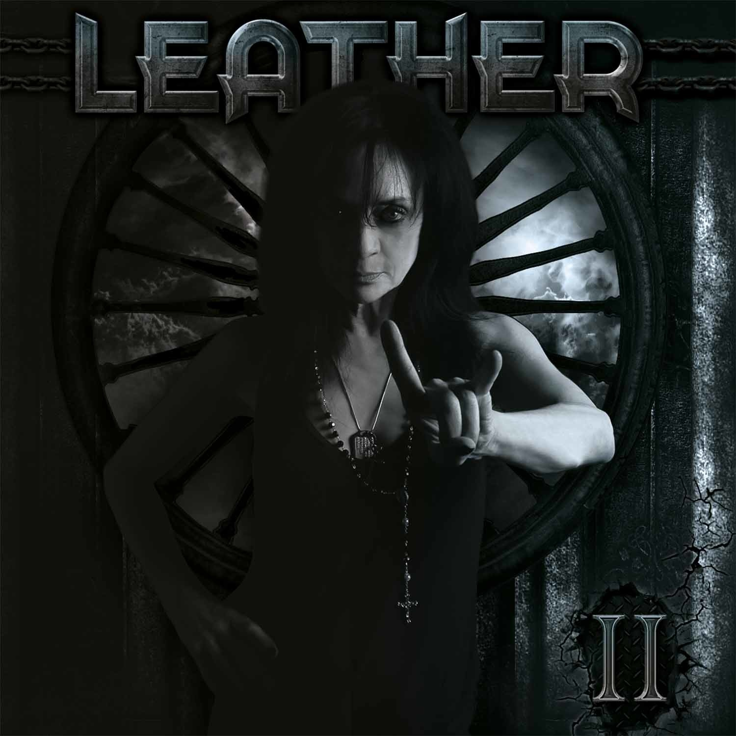 Leather : II. Album Cover