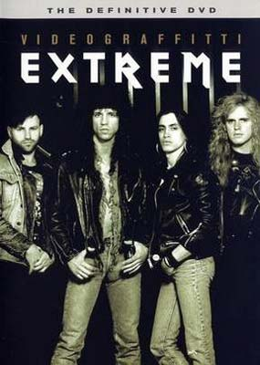 Extreme : Videografitti. Album Cover